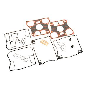 James Rocker Box Gasket Kit For Harley Head-Breathing BT Evo 1992-1999