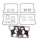 James Rocker Box Gasket Kit For Harley Bottom-Breathing BT Evo 1984-1991