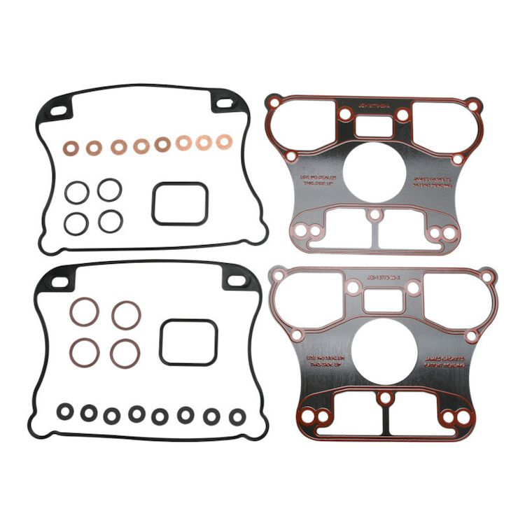 James Rocker Box Gasket Kit For Harley Evo Sportster 1991-2003
