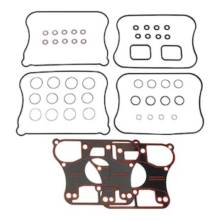 James Rocker Box Gasket Kit For Harley Evo Sportster 1986-1990