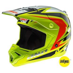 One Industries Gamma Raven MIPS Motorcycle Helmet