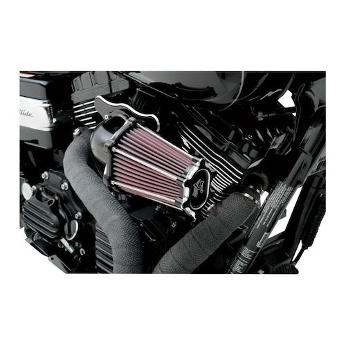 Fast Air Cleaners : Performance machine fastair air cleaner for harley revzilla