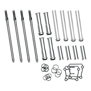 S&S Complete Pushrod And Tube Kit For Harley Twin Cam 1999-2017