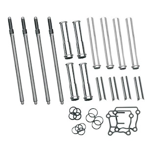 S&S Complete Pushrod And Tube Kit For Harley Twin Cam 1999-2015