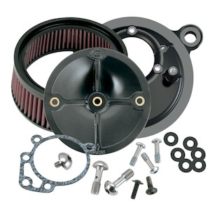 S&S Stealth Air Cleaner Kit For Harley Touring And Trike 2008-2015