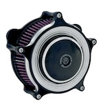 Performance Machine Merc Super Gas Air Cleaner Intake For Harley