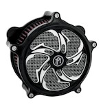 Performance Machine Super Gas Air Cleaner Intake Faceplate For Harley