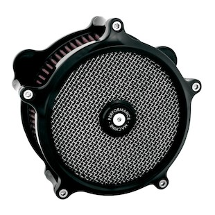 Performance Machine Super Gas Air Cleaner Intake For Harley Touring 2008-2014