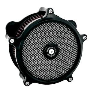 Performance Machine Super Gas Air Cleaner Intake For Harley Big Twin 1993-2015