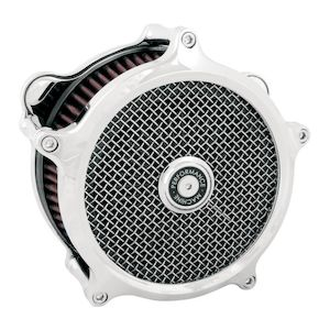 Performance Machine Super Gas Air Cleaner Intake For Harley