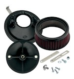 S&S Stealth Air Cleaner Kit For Harley Evo