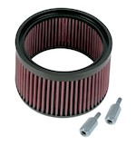 S&S Optional Hi-Flo Air Filter For Stealth Air Cleaner Kits