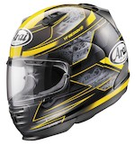 Arai Defiant Chronus Helmet Yellow / XL [Blemished]