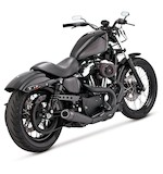 Roland Sands Slant 2-into-1 Exhaust For Harley Sportster 2004-2015