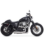 Vance & Hines Competition Series 2-Into-1 Exhaust For Harley Sportster 2014-2017