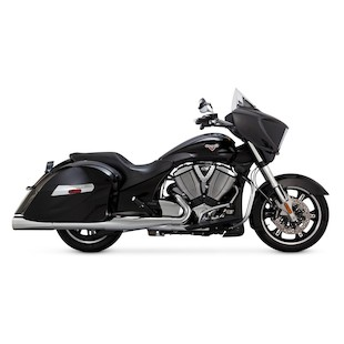 Vance & Hines Hi-Output Slip-On Mufflers For Victory 2010-2016