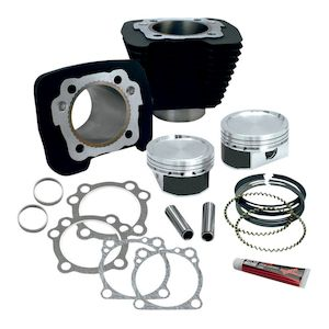 S&S 883 To 1200 Conversion Kit For Harley Sportster 1986-2018