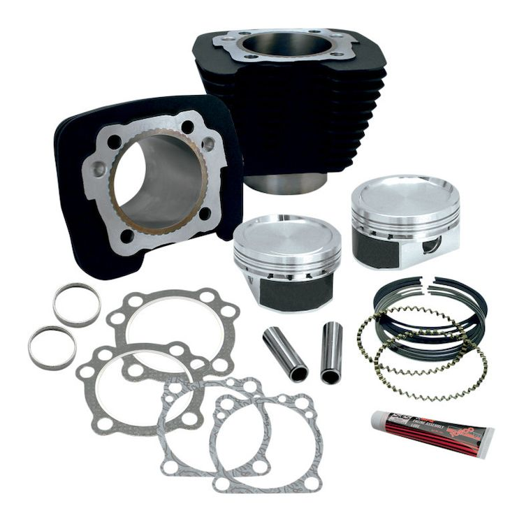 S&S 883 To 1200 Conversion Kit For Harley Sportster 1986-2020