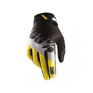 100% Ridefit Max Gloves