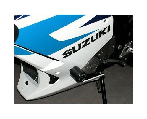 R&G Racing Frame Sliders Suzuki GS500F 2004-2010 - RevZilla