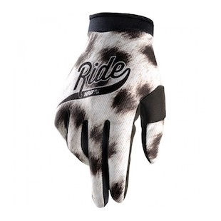 100% iTrack Ride Gloves