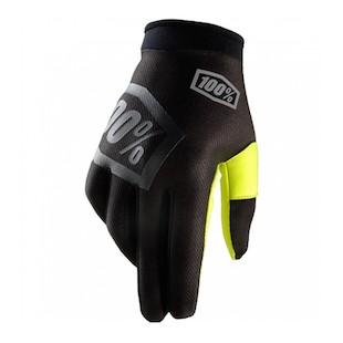 100% iTrack Incognito Gloves