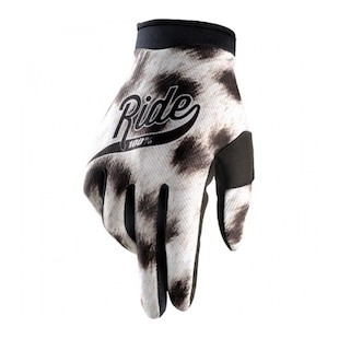 100% Youth iTrack Ride Gloves