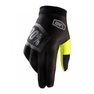 100% Youth iTrack Incognito Gloves