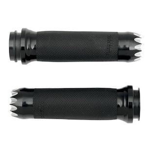 Paul Yaffe Yafterburner Grips For Harley Fly-By-Wire