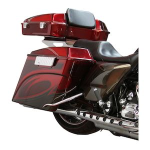 Paul Yaffe Bag Claws For Harley Touring 2009-2013