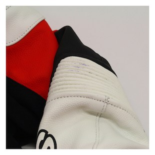 Alpinestars GP Plus Leather Jacket White/Red/Black / 54 [Blemished]