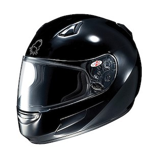Joe Rocket RKT Prime Solid Helmet Black / MD [Blemished]