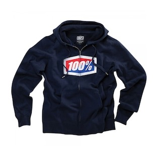100% Official Hoody