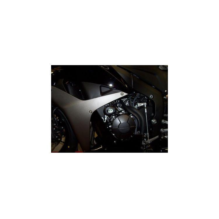 R&G Racing Aero Frame Sliders Honda CBR600RR 2007-2008 - RevZilla