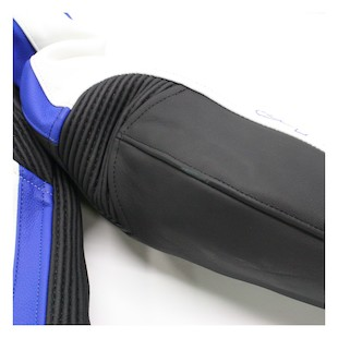Alpinestars Tech 1-R Leather Jacket Black/White/Blue / 50 [Blemished]
