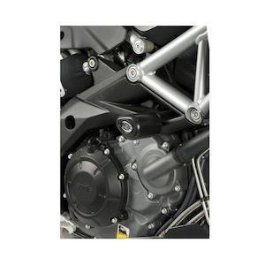 R&G Racing Aero Frame Sliders Aprilia SL750 Shiver / Dorsoduro 750 / 1200 / Caponord 1200