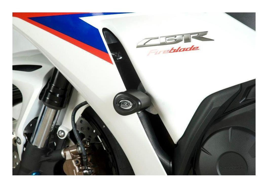 R&G Racing Aero Frame Sliders Honda CBR1000RR 2008-2019 - RevZilla