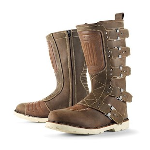 Icon 1000 Elsinore Boots Brown / 10 [Demo]