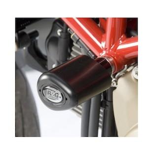 R&G Racing Aero Frame Sliders Ducati Streetfighter / Hypermotard 796 / 1100