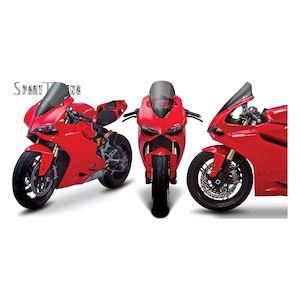 Motorcycle Windshields & Windscreens - RevZilla