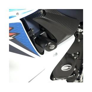 R&G Racing Aero Frame Sliders Suzuki GSXR 600 / GSXR 750 2011-2014
