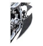 Paul Yaffe Wedge Floorboards For Harley 1984-2017