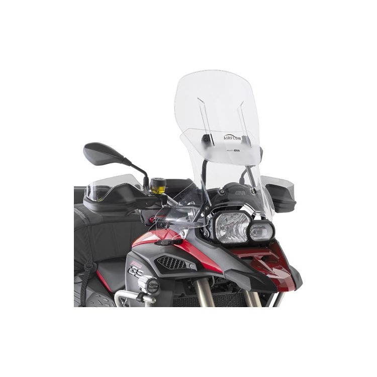 Givi AF5110 Airflow Windscreen BMW F800GS Adventure 2013-2018