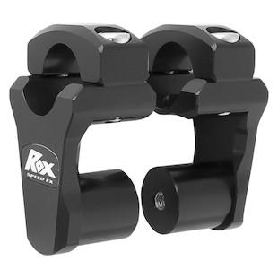 Rox 2 Pivot Risers for 1 1/8 Handlebars