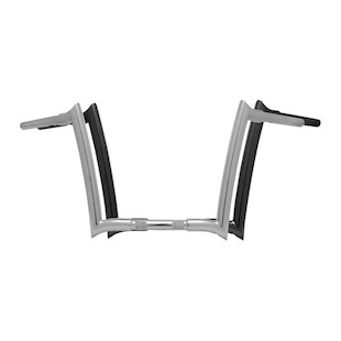 "Paul Yaffe 1 1/4"" Monkey Bars For Harley Road King/Glide 1994-2013"