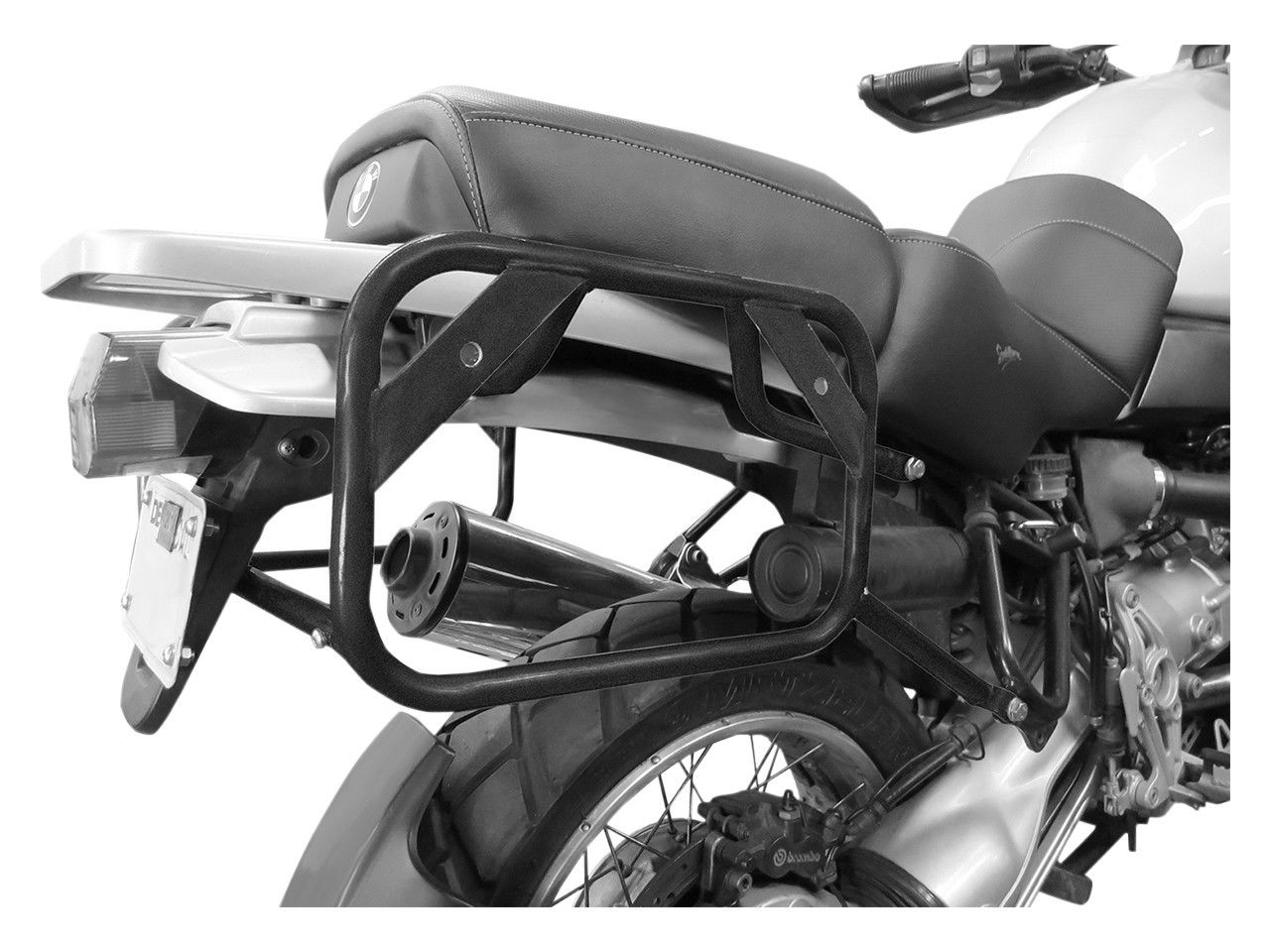 Moose Racing Expedition Side Case Mounts Bmw R1100gs R1150gs R 1100 Gs Electrical Circuit Diagrams Revzilla