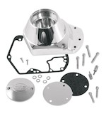 S&S Cam Cover Kit For Harley Big Twin 1973-1992