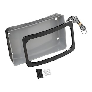 Paul Yaffe Stealth 2 License Plate Frame And Frenched Box