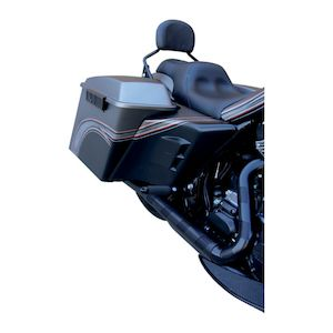 Paul Yaffe Swoop Side Covers For Harley Touring 1997-2008