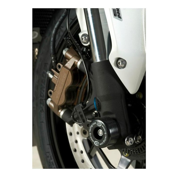 R&G Racing Front Axle Sliders Kawasaki ZX6R / ZX14R / Concours